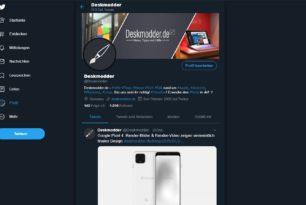 """Twitter mit der Erweiterung """"Productive Twitter"""" anpassen (Chrome, Chromium und Firefox)"""