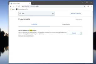 Windows Rechtschreibprüfung wird durch Microsoft in Chromium Browsern integriert