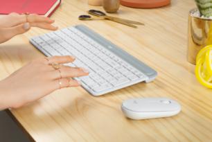 Logitech MK470 Slim Wireless Tastatur- und Maus-Set offiziell angekündigt