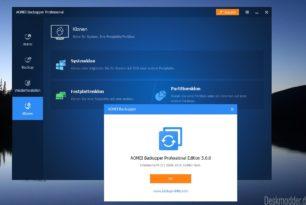 AOMEI Backupper Pro kostenlos für euch