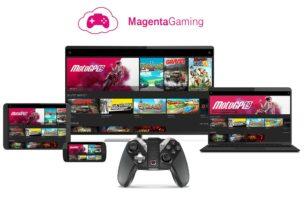 Magenta Gaming: Spiele-Streamingdienst der Telekom steht in den Startlöchern