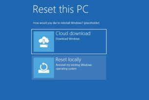 "Windows 10 ""Cloud-Download"" ein Test von Albacore, der funktioniert [Update]"