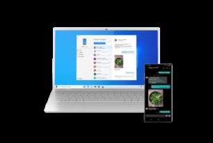 Microsoft Apps werden nativ in Galaxy Note 10 Geräte integriert