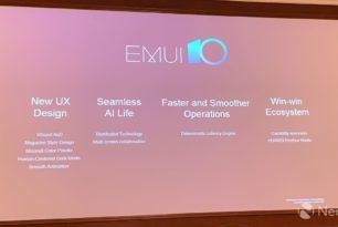 EMUI 10 Huawei stellt die neue Benutzeroberfläche vor