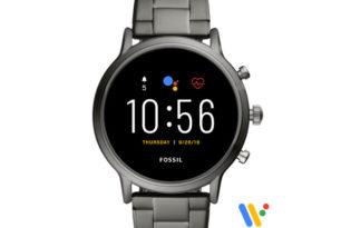 Fossil stellt 5.Generation seiner Smartwatch vor