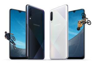 Samsung Galaxy A50s & A30s offiziell vorgestellt