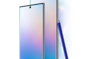 Samsung Galaxy Note 10 und Galaxy Note 10+ offiziell vorgestellt