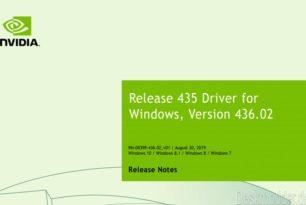 GeForce 436.02 WHQL RP und Quadro RP Treiber steht zum Download bereit [Update: Treiber wurden aktualisiert]
