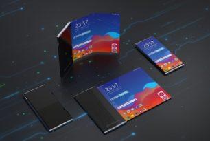 LG Patent für ein rollbares Smartphone mit flexiblem Display