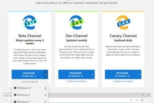 Microsoft Edge Beta steht nun offiziell zum Download bereit