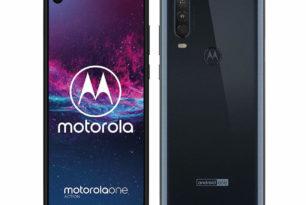 Motorola One Action: Weitere Details zum kommenden Smartphone