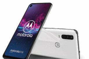 Motorola One Action: Weiteres Smartphone der One-Familie auf dem Weg