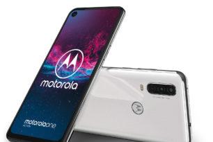 Motorola One Action offiziell vorgestellt
