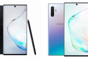 Samsung Galaxy Note 10 & Galaxy Note 10+: Upgrade nach Android 10 steht bereit
