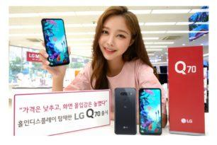 LG Q70 offiziell vorgestellt