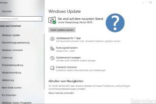 Windows 10 1903 Fix für das Visual Basic Problem lässt auf sich warten