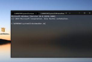 Windows Terminal 0.3 mit sehr vielen Verbesserungen