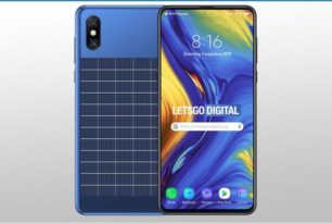 Xiaomi Patent: Solarmodul versorgt das Smartphone mit Energie