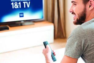 1&1 Digital-TV ab sofort kostenlos und inklusive