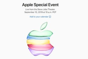 Apple Event auf YouTube am 10.09. verfolgen