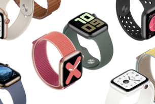 Apple Watch 5 mit Always-on-Display