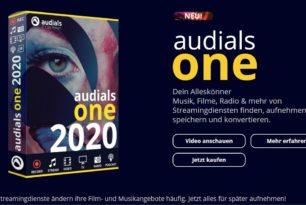 Audials 2020 – Musik, Videos aufnehmen, herunterladen, schneiden alles kein Problem [Gewinnspiel]