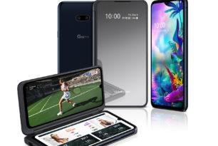 [IFA 2019] LG G8X ThinQ samt Dual-Screen-Hülle vorgestellt