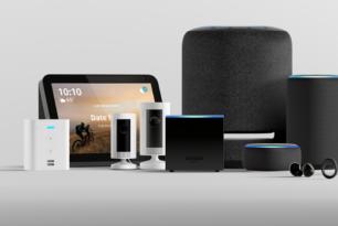 Amazon vergrößert seine Echo-Familie: Amazon Echo der 3.Generation, Echo Flex, Echo Dot, Echo Show 8 & Echo Studio vorgestellt