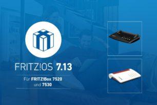 FRITZ!Box 7530 und 7520 mit Fritz!OS 7.13: Problem mit eingehenden Anrufen wurde behoben