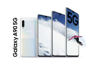 Samsung Galaxy A90 5G offiziell vorgestellt