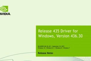 Geforce Treiber 436.30 + Quadro steht zum Download bereit