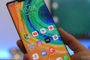 Huawei Mate 30 Pro Google Play Store und Google Apps einfach installieren [Update]
