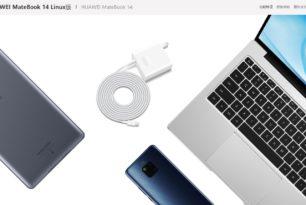 Huawei: Matebooks jetzt auch mit Linux Deepin