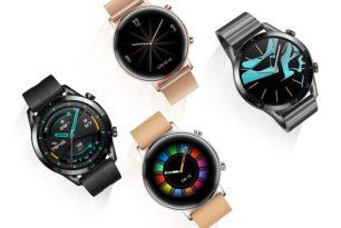 Huawei Watch GT 2 offiziell vorgestellt