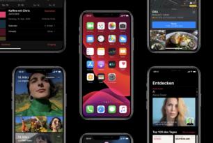 Apple veröffentlicht iOS 13.1.2