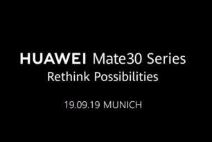 Mate 30 Serie: Kein Verkauf in Deutschland und Mitteleuropa
