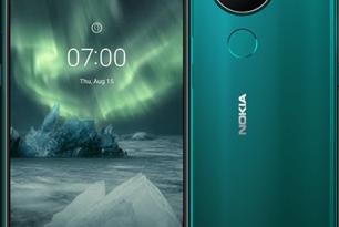 Nokia 7.2 ab dem 24.September verfügbar