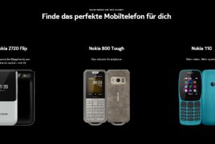 [IFA 2019] HMD Global: Nokia 6.2 & Nokia 7.2 sind offiziell