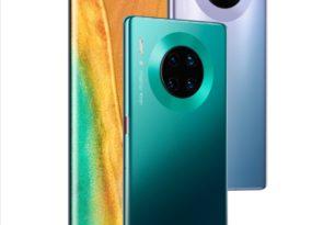 Huawei Mate 30 & Mate 30 Pro offiziell vorgestellt