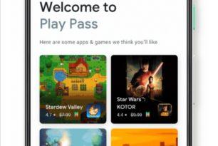 Google Play Pass: Flatrate für Spiele & Apps gestartet