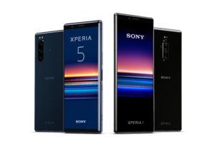 Sony Xperia 1 & Xperia 5: Rollout für das Upgrade nach Android 10 gestartet