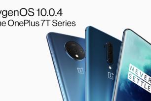 OnePlus 7T: OxygenOS 10.0.4 steht als Update bereit