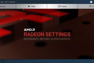 AMD Radeon Software als App im Microsoft Store