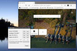 Microsoft Edge Dev 79.0.294.1 wieder mit einer langen Liste an Verbesserungen