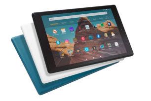 Amazon: Fire HD 10 Tablet mit USB-C vorgestellt