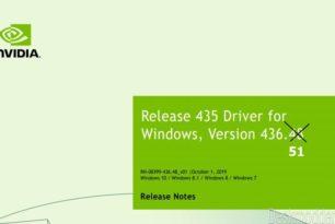GeForce Hotfix Treiber 436.51 behebt Fehler in einigen Spielen
