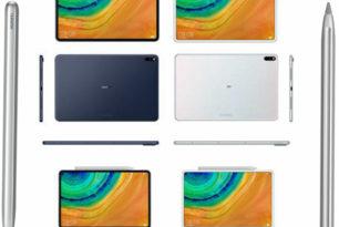 Huawei MediaPad M7 zeigt sich samt Zubehör