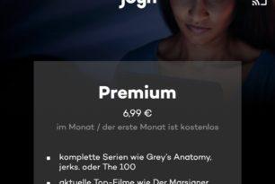 Joyn: Premium-Angebot in der Beta verfügbar