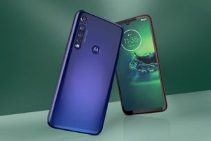 Motorola Moto G8 Plus offiziell vorgestellt