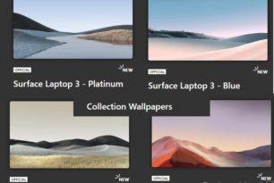 Neue Surface Wallpaper in allen Auflösungen [Update]